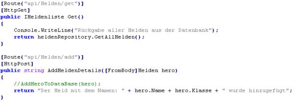 Heldenliste