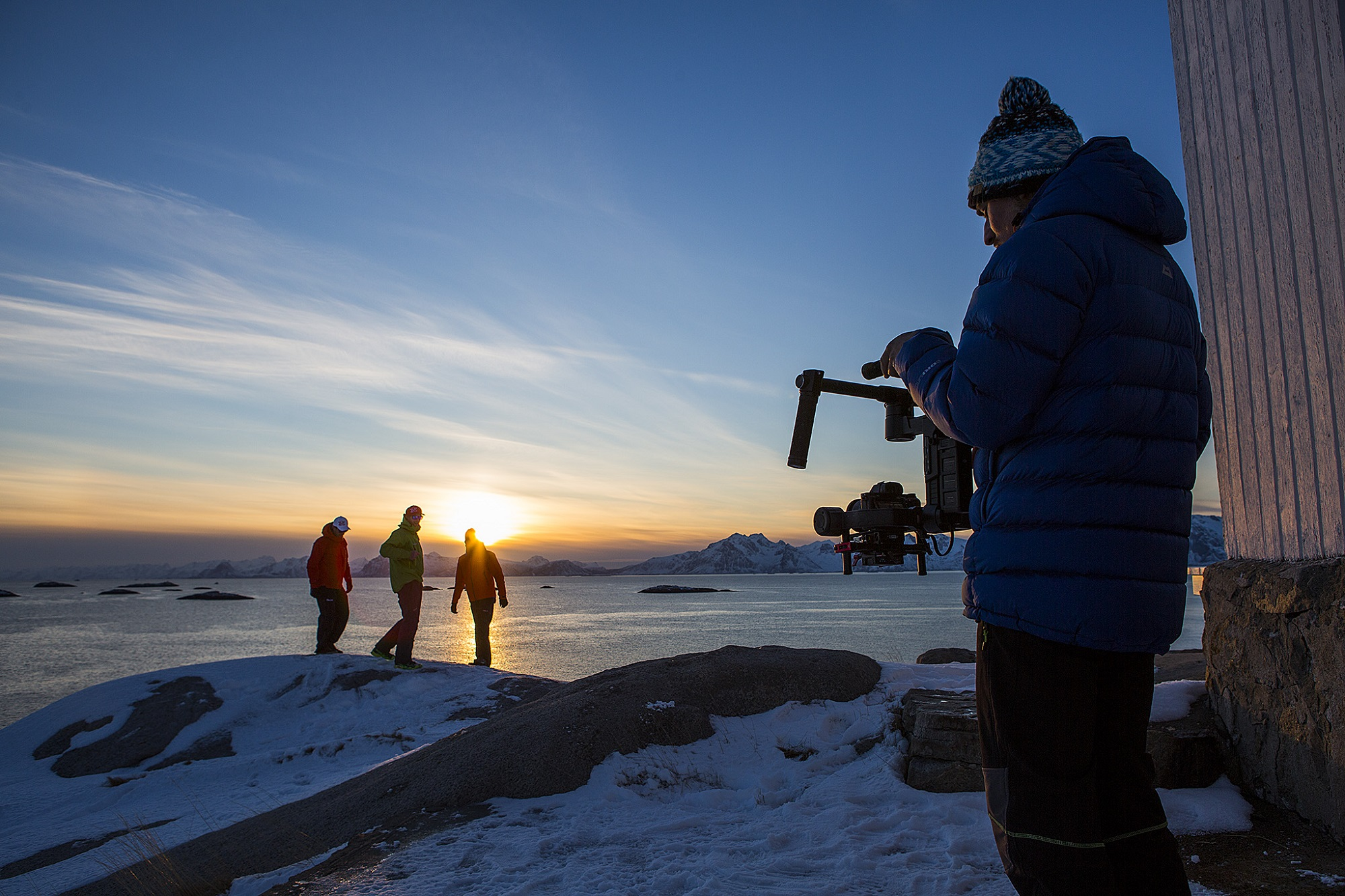 Experiencing Norway with ZEISS Lenses