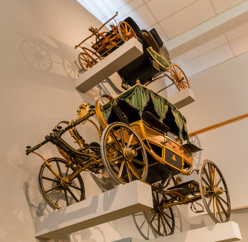 Child's carriage