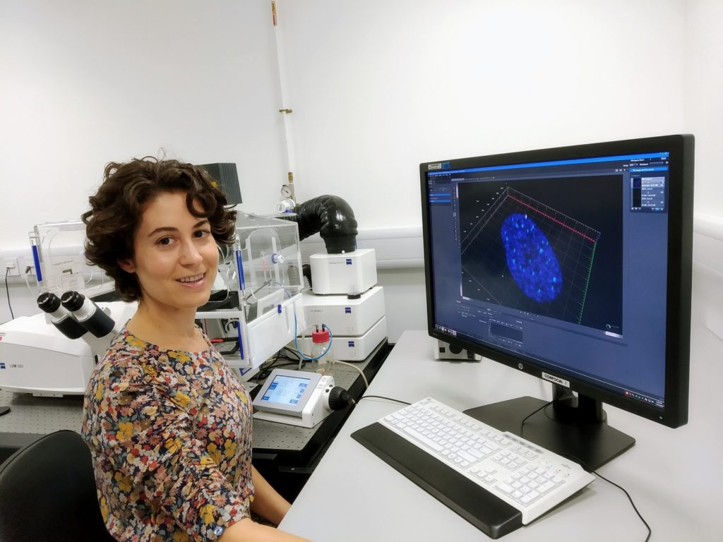 Microscopy at the MRC-University of Glasgow Centre for Virus Research