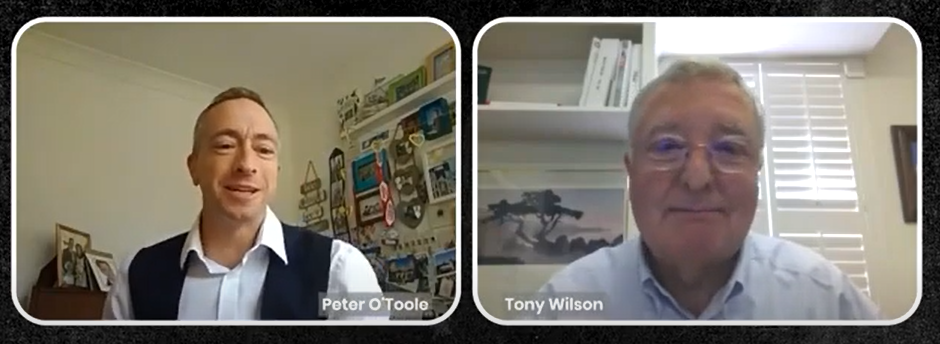 Dr. O'Toole interviews Dr. Tony Wilson (University of Oxford), one of the pioneers of confocal microscopy.