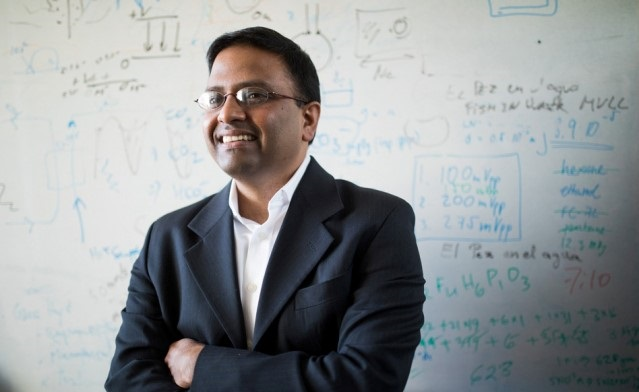 Dr. Kripa Varanasi, Professor of Mechanical Engineering at the Massachusetts Institute of Technology (USA)
