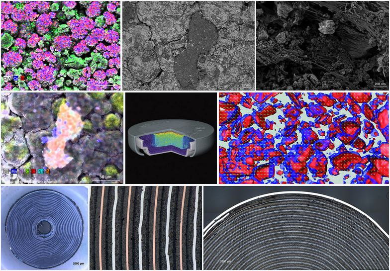 Batterieforschung mit ZEISS Mikroskopen
