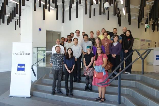 ZEISS Technology Workshop und User Meeting zum Thema Multi-Ionenstrahl-Anwendungen an der Universität Melbourne