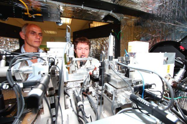 Ein Blick in das ZEISS Xradia Versa Röntgenmikroskop