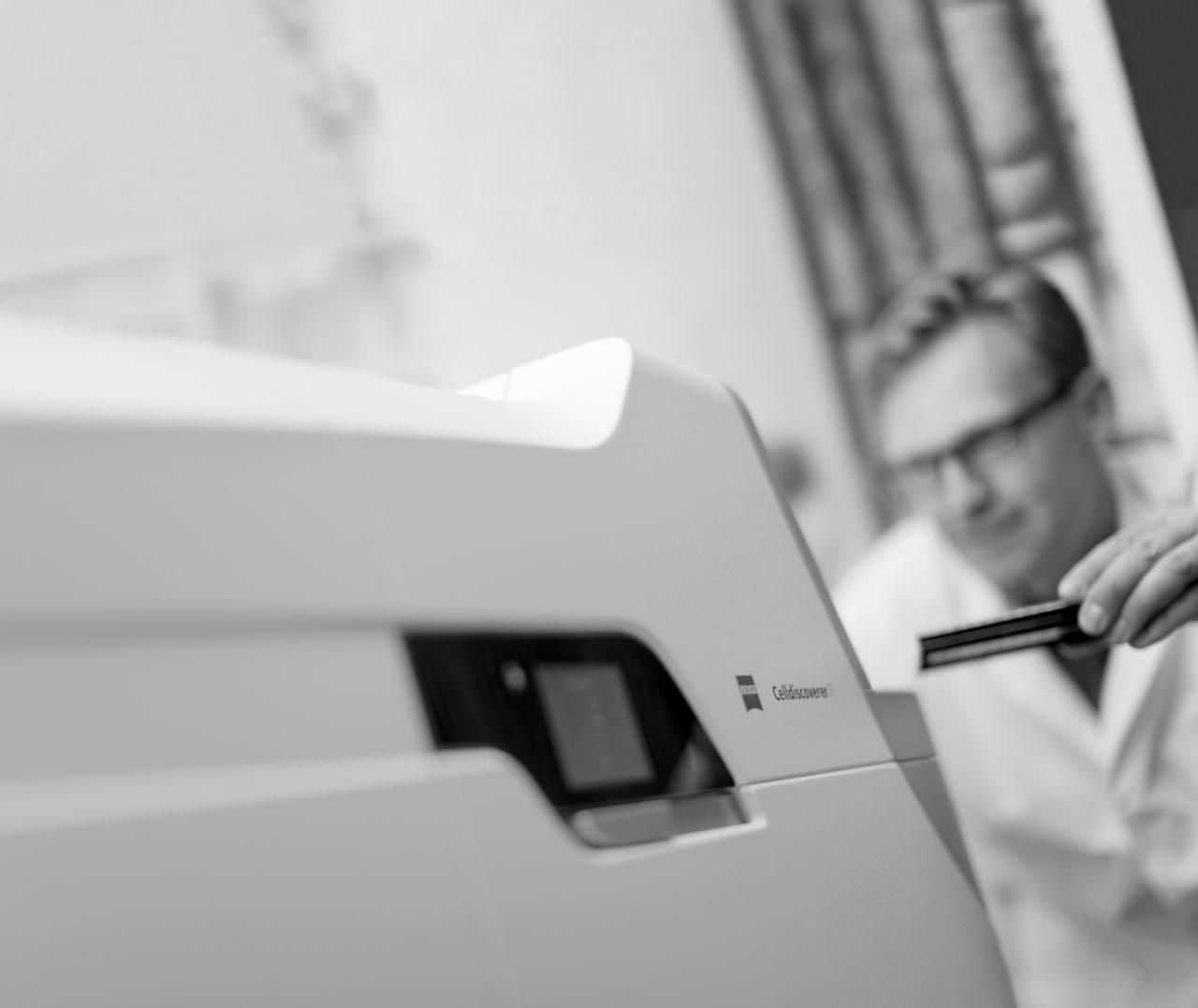 Neuer ZEISS Celldiscoverer 7 für Lebendzellmikroskopie