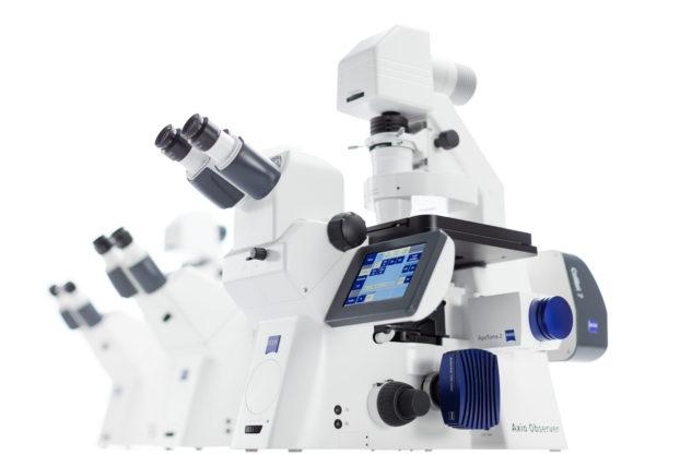 ZEISS Axio Observer Mikroskope für die Lebenswissenschaften