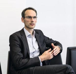 """"""" Die Digitalisierung führt zu einer digitalen Transformation der Industrie."""" Dr. Markus Weber, CoCEO und COO Carl Zeiss Microscopy GmbH."""