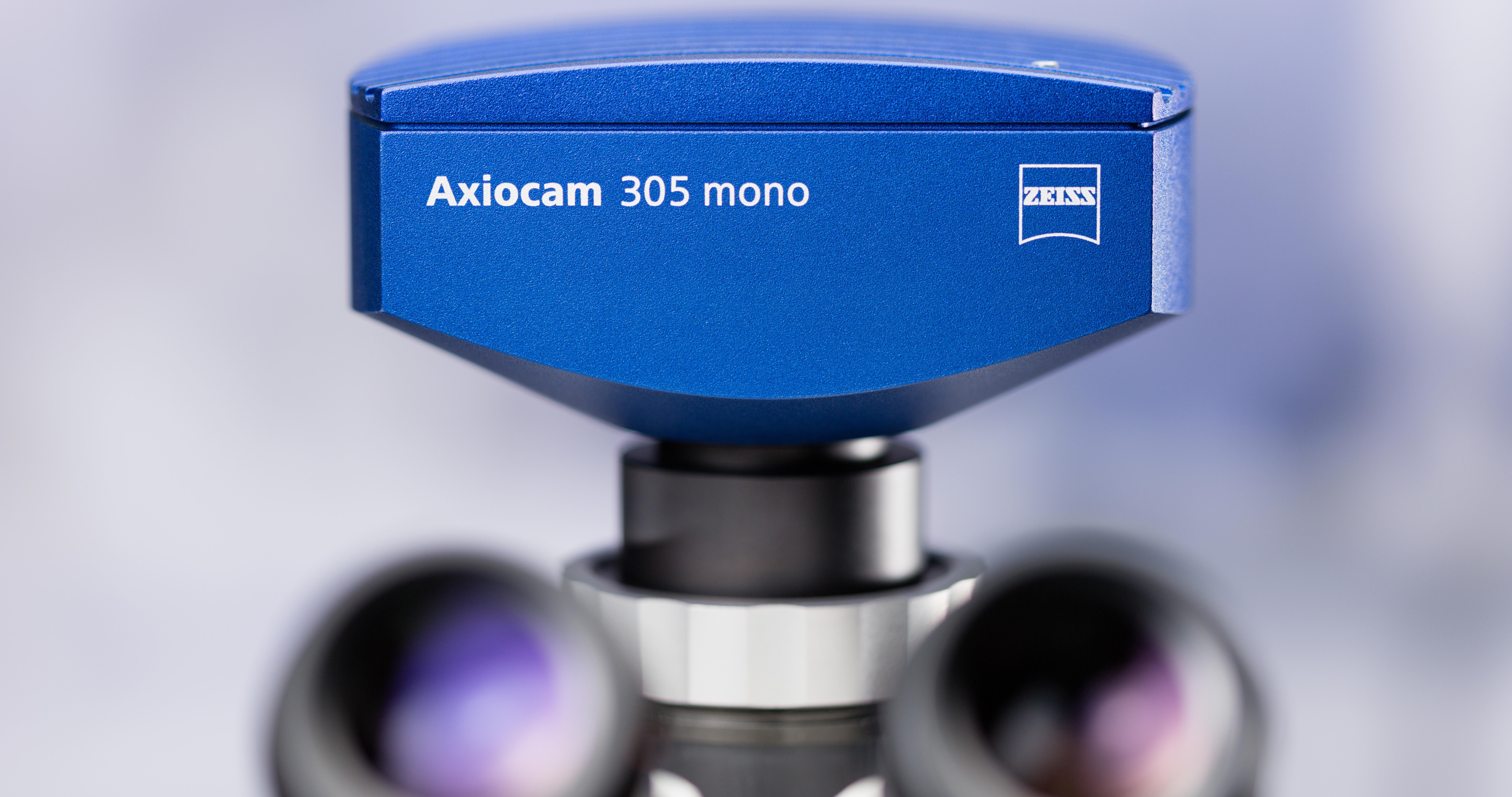 Neue schnelle 5-Megapixel-Mikroskopkamera für Routinefluoreszenzanwendungen