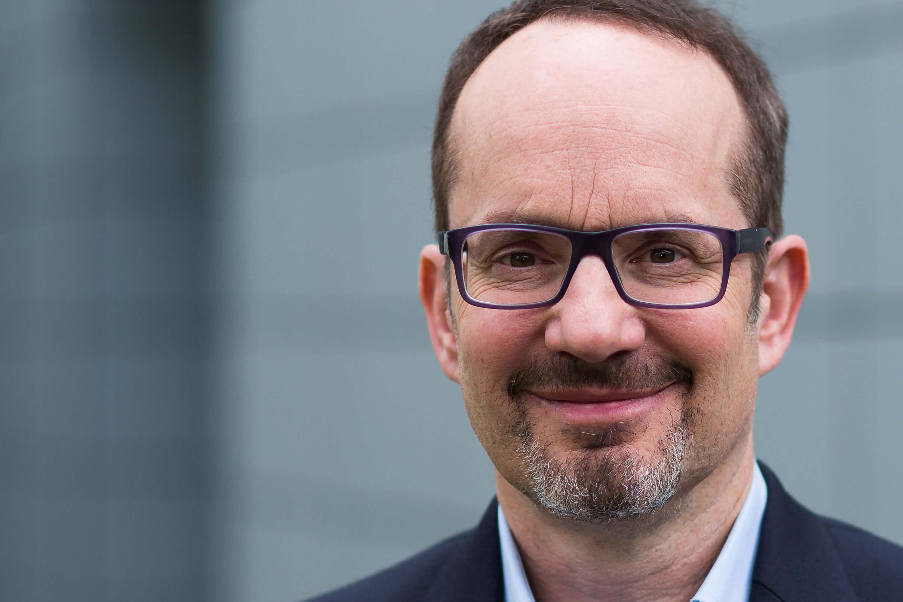 Anthony Hyman ist Preisträger der Carl Zeiss Lecture 2019