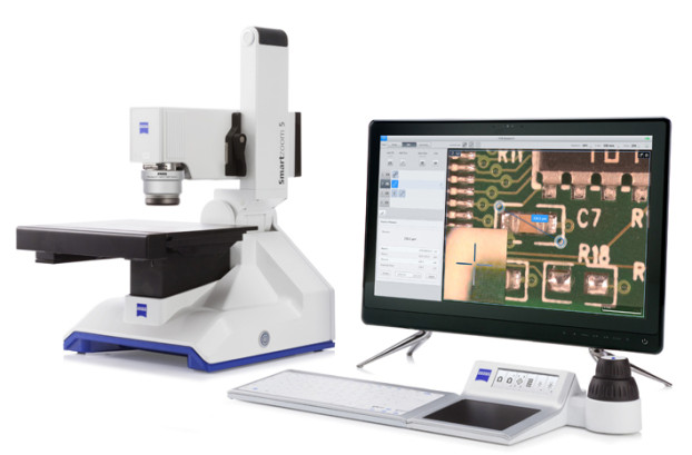 ZEISS Smartzoom 5 - The Smart Digital Microscope