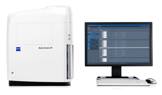 ZEISS Axio Scan.Z1 - Your Fast and Reliable Slide Scanner for Brightfield and Fluorescence