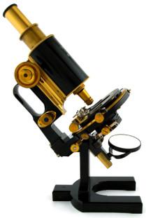 Carl Zeiss Jughandle Microscope