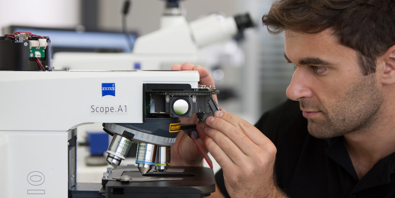 Microscope Maintenance Part 1: Routine Care and Replacing ...