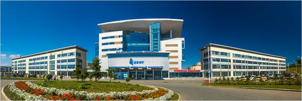 Far Eastern Federal University (FEFU) Vladivostok. Courtesy FEFU Press&Media Office.
