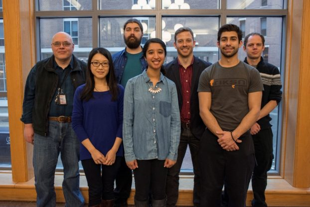 The Prosser Lab 2016, Department of Physiology, University of Pennsylvania Perelman School of Medicine.