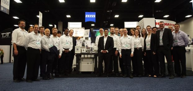 The ZEISS team at Neuroscience 2016