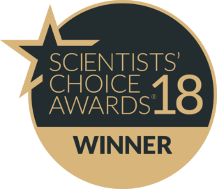 2018 Scientists' Choice Awards_WinnerBadge_2018-png