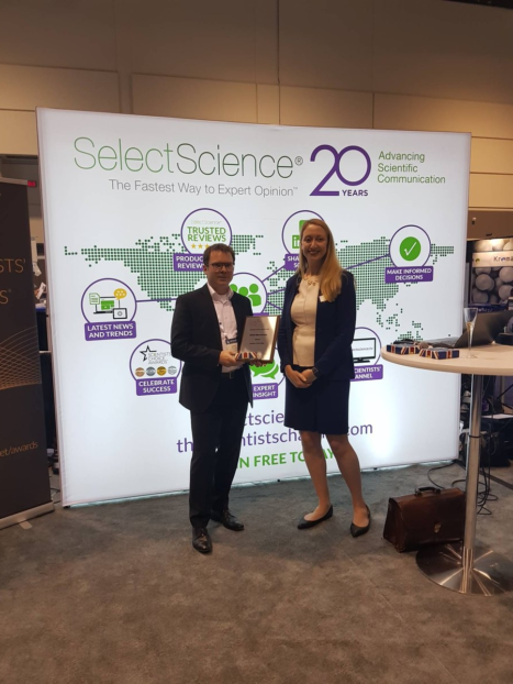 2018 Scientists' Choice Awards_Best Analytical Science Article