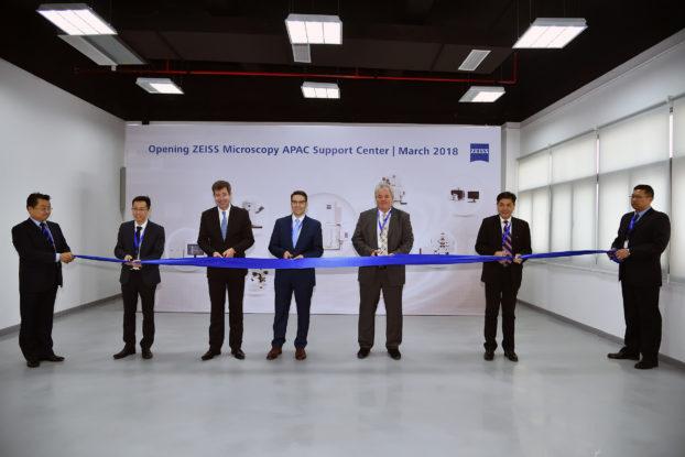 APAC Support Center in Shanghai