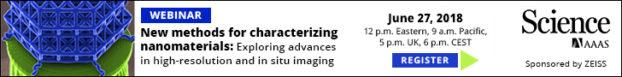 Science Webinar Materials Sciences