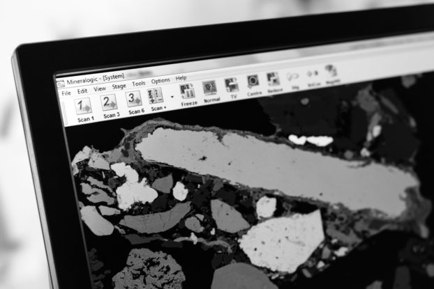 ZEISS Mineralogic Mining for automated mineral analysis