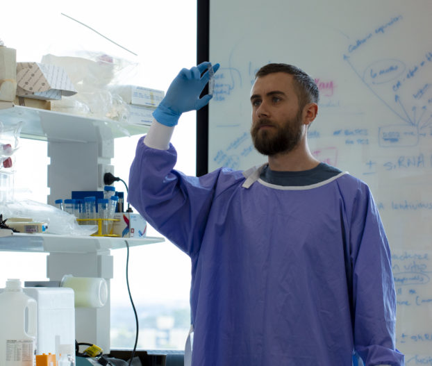 Dr Eli Moore is a Research Fellow at the Centre for Cancer Biology – an alliance between UniSA and SA Pathology.