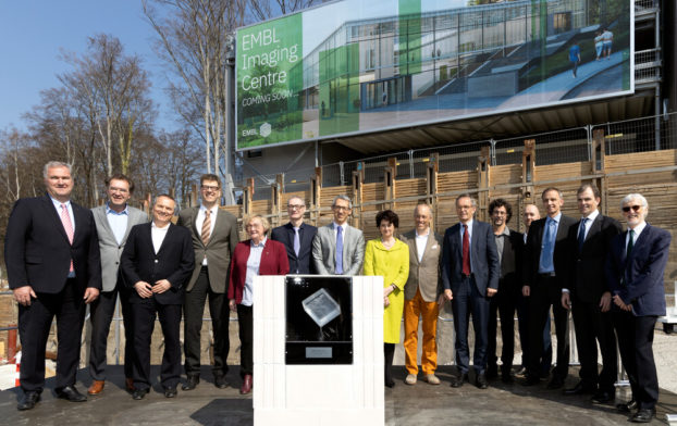 Foundation Stone Ceremony of the EMBL Imaging Centre