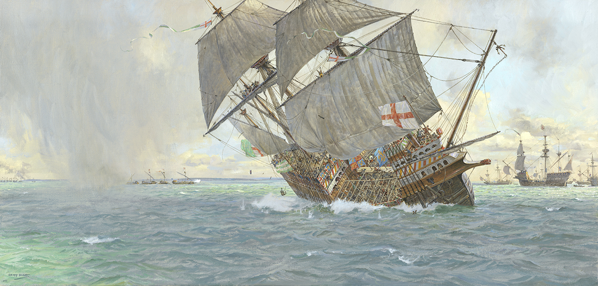 The Mary Rose – a Unique Glimpse Into Life in Tudor Times
